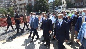 Bakan Varank, Diyarbakır'da Girişimci Destek Merkezinin temelini attı