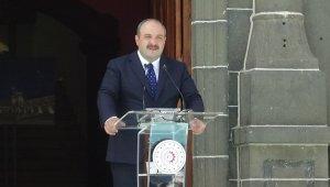 Bakan Varank, Diyarbakır'da Sanayi Mektebinin açılışını yaptı