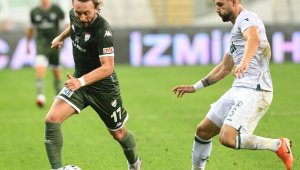 Bursaspor, Bursa'da 4 maçtır kazanamıyor