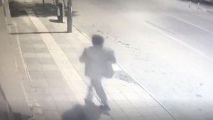 Cinayet zanlısını güvenlik kameraları yakalattı