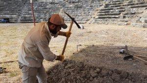 Çukurova'nın Efes'i Kastabala'da kazı çalışmaları yeniden başladı