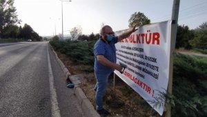 D-100 karayolu Ankara yönü kapanmakla karşı karşıya