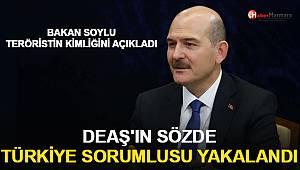 DEAŞ'ın sözde Türkiye emiri yakalandı!