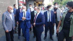 Diyarbakır'da korona virüs denetimleri sürüyor