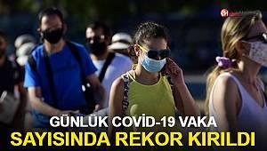 DSÖ Açıkladı: Günlük Covid-19 vaka sayısında rekor kırıldı