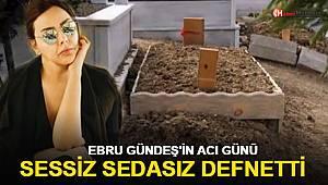 Ebru Gündeş'in acı günü!