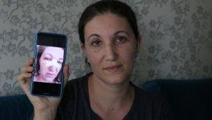 Gelinliği kirletip, kadın çalışanı darp ettiler