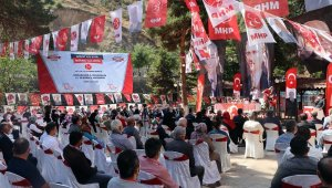 Gümüşhane MHP kongresi yapıldı