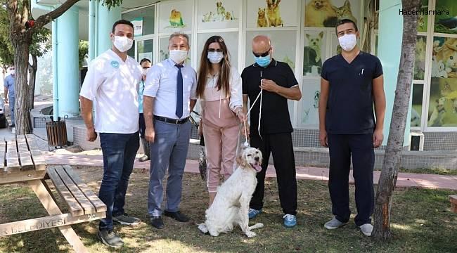 Hayvan Bakım ve Tedavi Merkezi bir kez daha tam not aldı