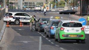 İsrail'de günlük vaka sayısında rekor artış