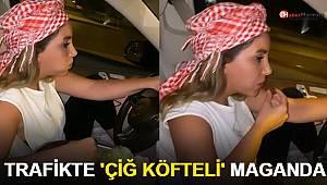 İstanbul trafiğinde