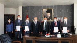 Kandıra'da 4 okula hijyen ödülü