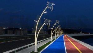 Karadeniz'in en uzun bisiklet yolu Bulancak'ta yapılıyor