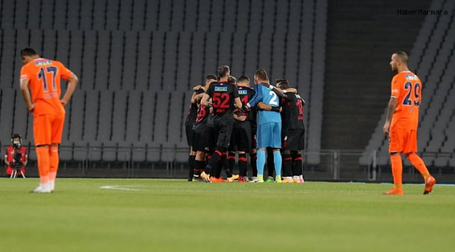 Karagümrük 2 -0 Medipol Başakşehir