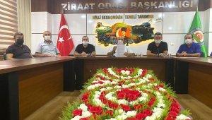 Karaman Ziraat Odası üreticilerin hakkını korumak için rekabet kurumuna başvurdu