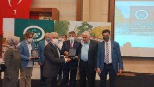 Kdz. Ereğli Belediyesi'ne, TKB'den 'başarılı proje' ödülü