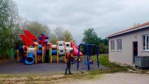 Körfez'de okullara bakım onarım desteği