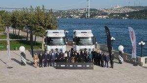 Lojistikte filo yatırımları artıyor, 300 adetlik çekici teslimatı gerçekleştirildi