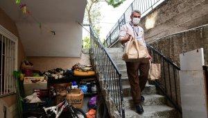 Mamak Belediyesi'nden evlere sıcak yemek servisi