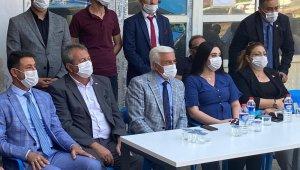 MHP Mardin ilçelerinde ikinci kongresini yaptı