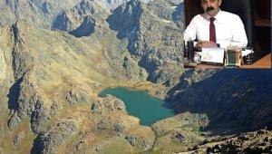 Muhtar Balin'den Cumhurbaşkanı Erdoğan'a 'milli park' teşekkürü