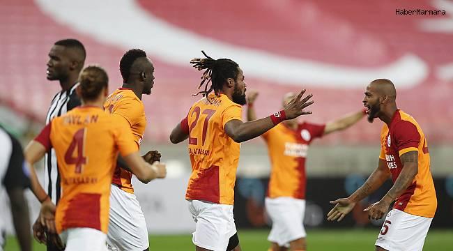 Neftçi Bakü: 1 - 3 Galatasaray