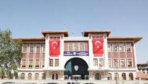 Şehit Güdendede'nin ismi Konya'da polis merkezine verildi
