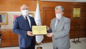 Sivas Belediyesine TDK'dan ödül