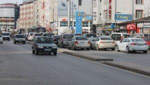 Sivas'ta araç sayısı 164 bini aştı