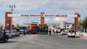 Sivas'ta ihracat Ağustos ayında zirve yaptı