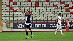 Süper Lig: Antalyaspor: 0 - Denizlispor: 0