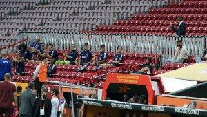 Süper Lig: Galatasaray: 0 - Fenerbahçe: 0