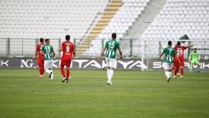 Süper Lig: Konyaspor: 0 - Beşiktaş: 0