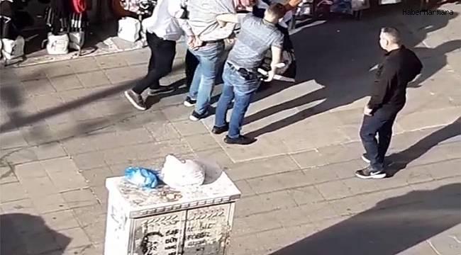 12 ayrı suçtan aranan şüpheli hırsızlık girişimi sırasında yakalandı