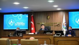 Altınordu Belediyesi'nin 2021 bütçesi 198,5 milyon TL