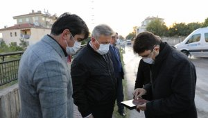Anbar'da bugün ihtiyaçlar tespit dildi, Pazartesi çalışma başlayacak