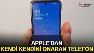 Apple'dan kendi kendini onaran telefon