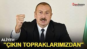 Azerbaycan Cumhurbaşkanı İlham Aliyev'den önemli açıklamalar