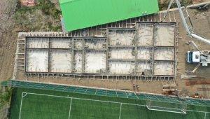 Başiskele'de amatör futbola modern tesis yatırımı