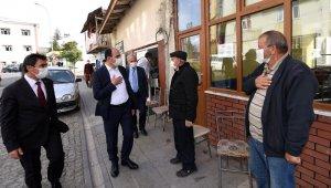 """Başkan Altay: """"Hedefimiz kırsalda yaşayan hemşehrilerimizin gelirini artırmak"""""""
