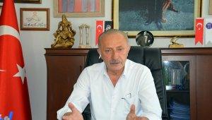 Başkan Atabay, zabıta müdürüne yapılan saldırıyı kınadı