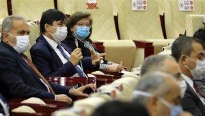 BEÜ Rektörü Prof. Yardım, YÖK Sanal Laboratuvarı tanıtım toplantısına katıldı