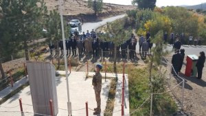 Bingöl'de 19 sivil şehit dualarla anıldı