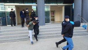 Bursa'da şafak baskını: 9 tutuklu