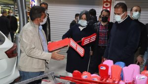 Cumhurbaşkanı Başdanışmanı Orhan'a Hakkari'de sevgi seli