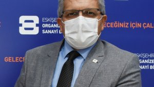 EOSB Başkanı Küpeli'nin Covid-19 testleri pozitif çıktı