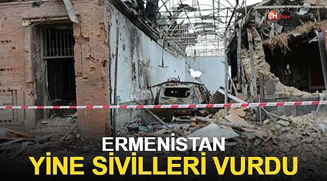 Ermenistan'dan Azerbaycan'a füzeli saldırı!
