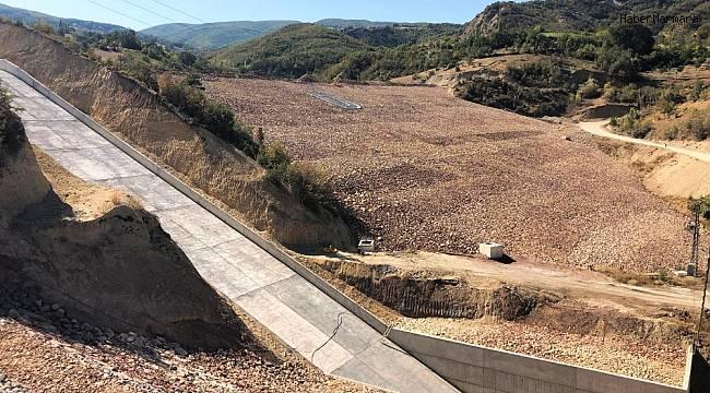 Gökçeli Barajı ülke ekonomisine katkı sağlayacak