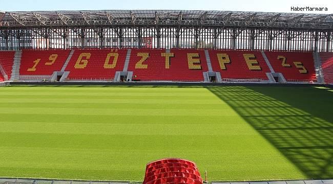 Göztepe, Alanyaspor maçında taraftarına 400 bilet hediye edecek