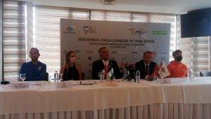 İstanbul Challenger 72. TED Open başladı